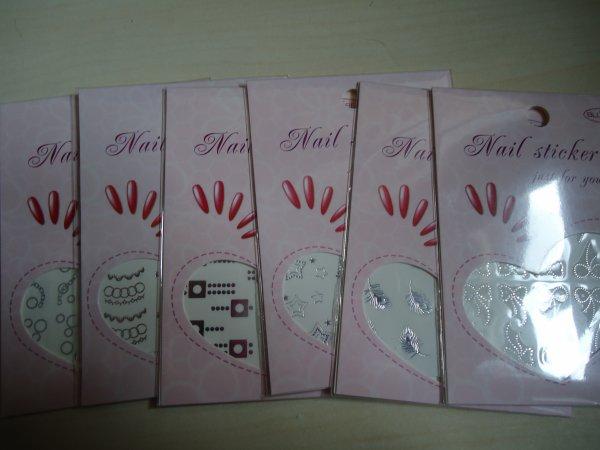 Achat chez Emnails Stickers