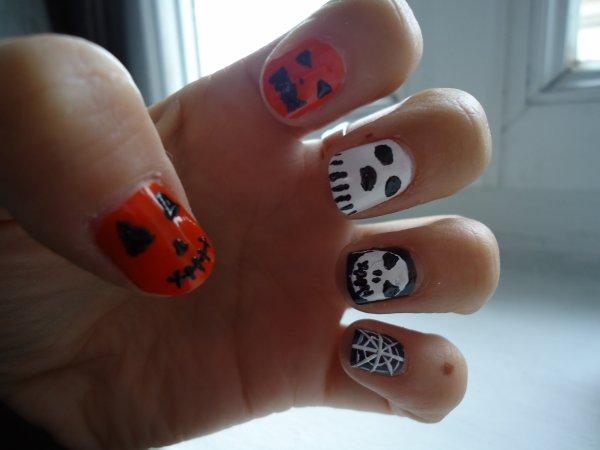 Défi 15 Halloween