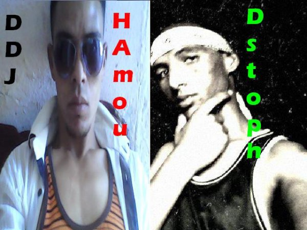 Rap Solo / D-Stoph Feat DDj-Hamou FreeStyle L3adyan (2013)