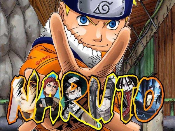 Naruto Xx2