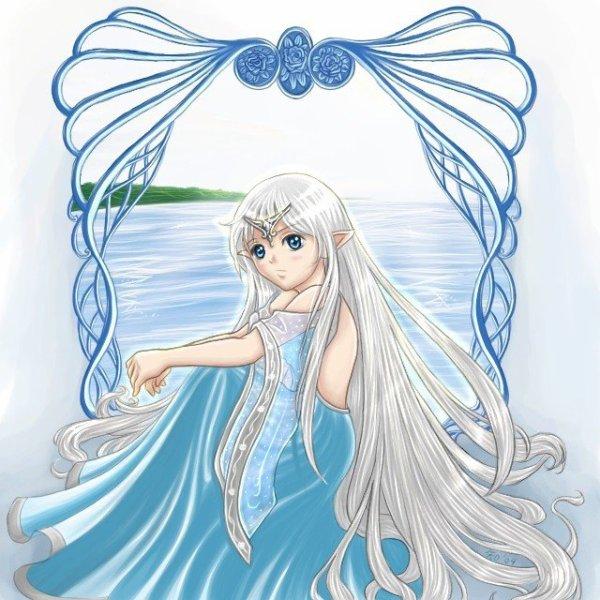 ange des eaux