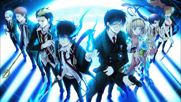 Blue exorcist/Ao No Exorcist