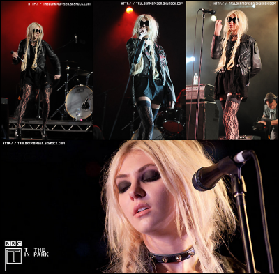 13/07/11__ Les The Pretty Reckless au Tuborg Greenfest à St.Petersburg, en Russie