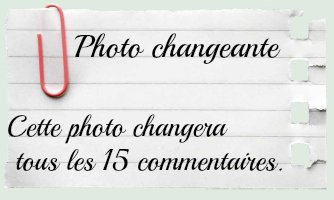 Photo Changeante