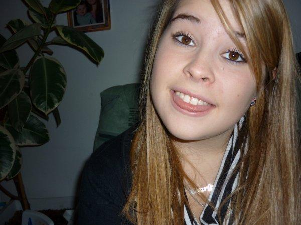 Souris a la vie, et elle te souriras, la preuve..♥