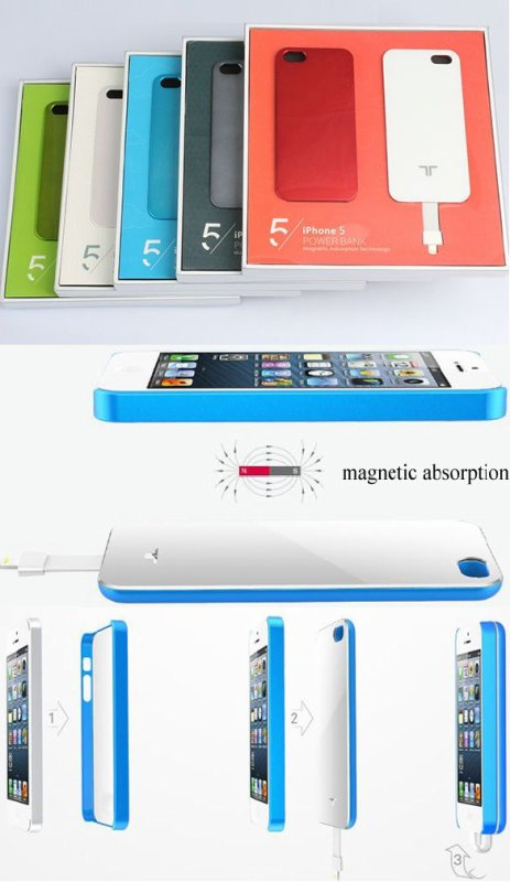 Chargeur New Génération Technologie