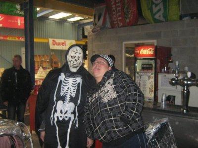 le 30 octobre 2010 halloween a jumet