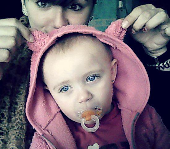 ma soeur & ma fille ♥