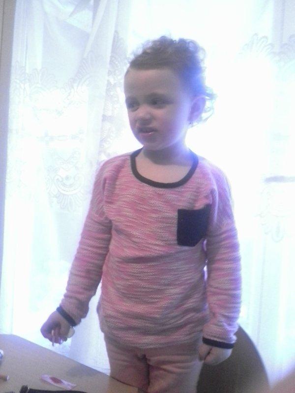 Tanya ma princesse 3 ans ♥♥