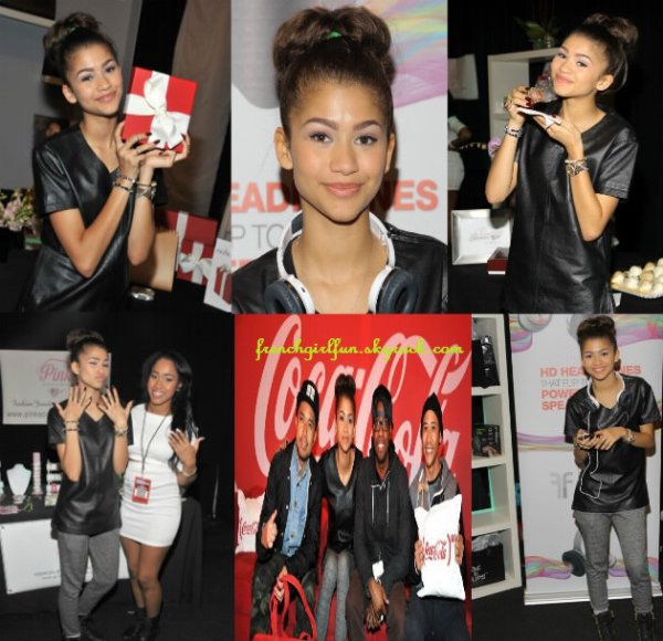 News photos du Twitter de Zendaya du 26 & 27/11/13
