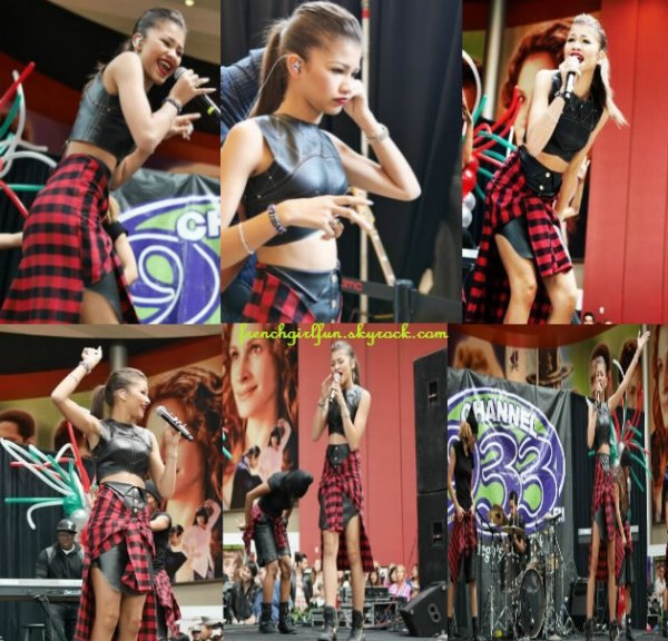 News photos du Twitter de Zendaya du 06 & 09/12/13