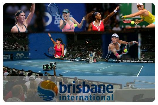 Présentation & Résultat  Tournois  >> Brisbane
