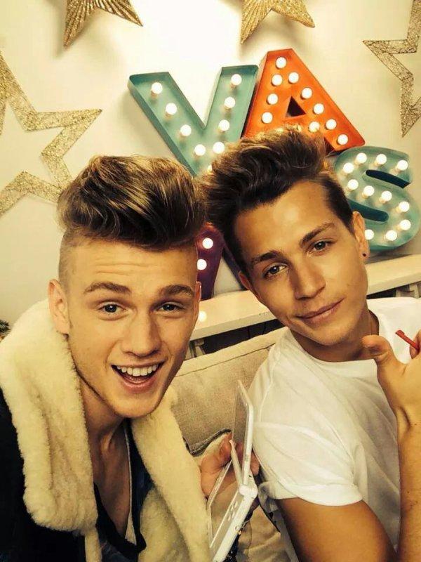 Tristan et James