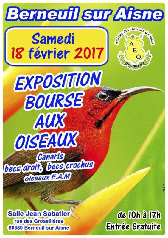 Bourse de Berneuil sur Aisne