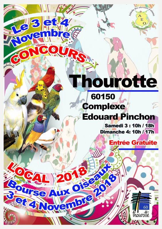 Concours Local 2018