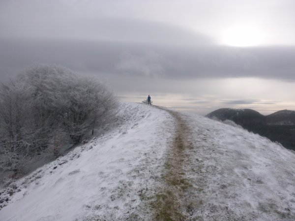 Trail du Vulcain , dimanche 5 mars 2017 , Puy de Dome ...
