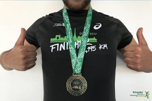 Marathon de Paris 2017 ...