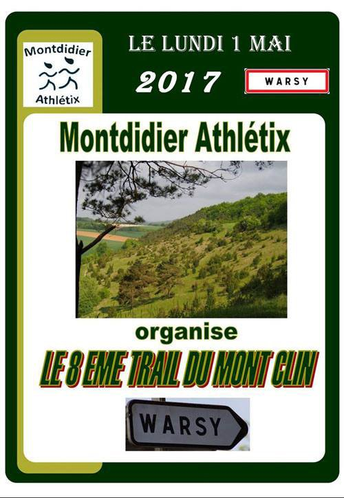 Trail du Mont Clin ...