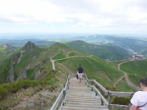 w-e en Auvergne ...