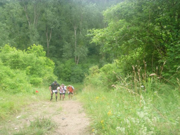 trail des Evoissons , dimanche 2 juillet 2017 , Somme ...