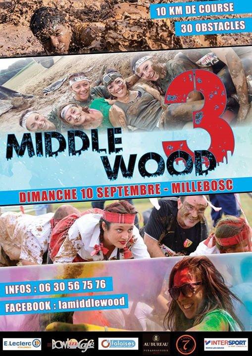 La Middle Wood , acte 3 , Milleboscq , Seine Maritime ...