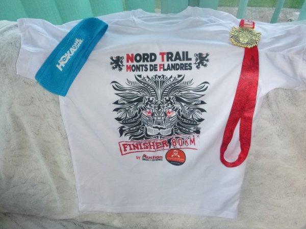 Nord Trail Monts des Flandres , dimanche 22 avril 2018 ...