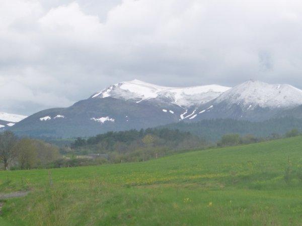 séjour en Auvergne ...