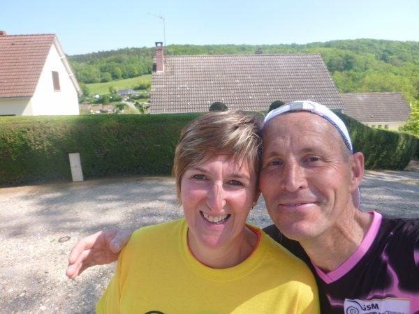 trail de la foret d'Eu , dimanche 6 mai 2018 , Normandie ...