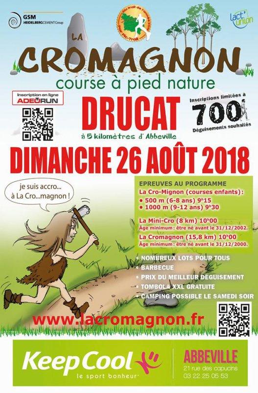 la cromagnon , dimanche 26 aout 2018 , Somme ...