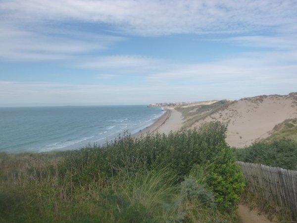 trail de la cote d'Opale , dimanche 9 septembre 2018 , Pas-de-Calais ...