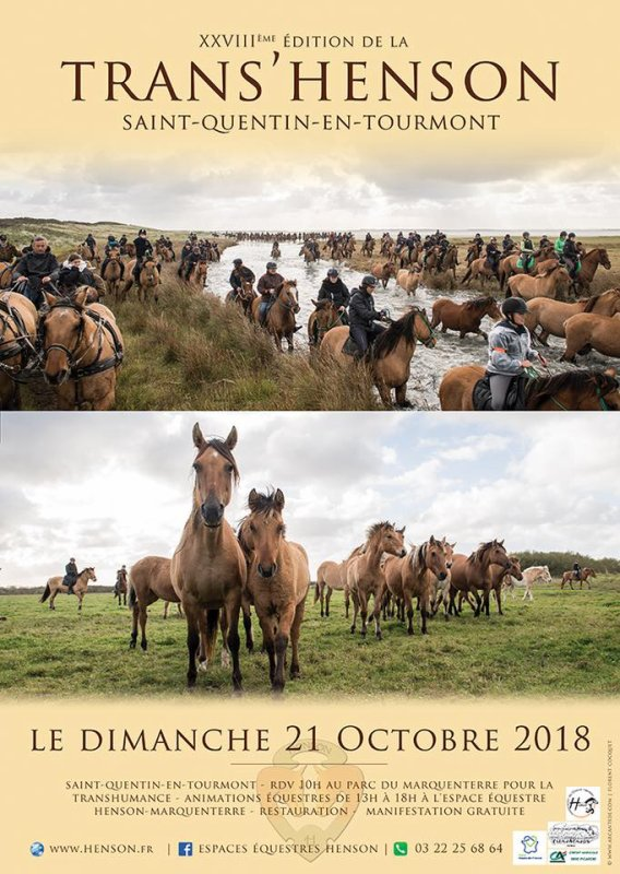 La Trans Henson ,dimanche 21 octobre 2018 , Haut de France ...