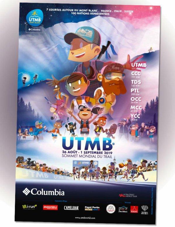 Ultra Trail du Mont-Blanc 2019 ...