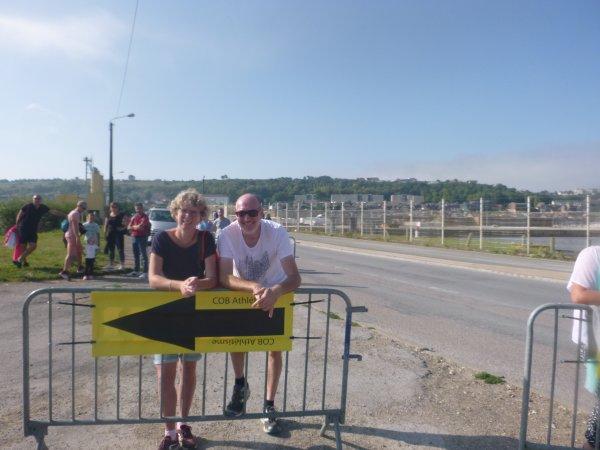 semi-marathon des trois villes S½urs , dimanche 15 septembre 2019 , Normandie ...