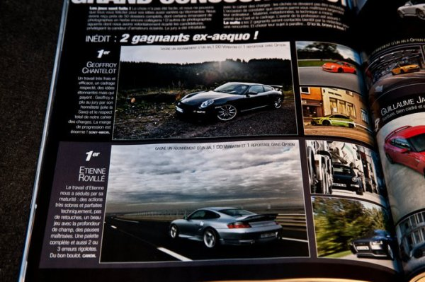 Concours photos Option Auto !