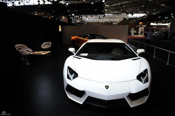 Salon de l'auto Lyon