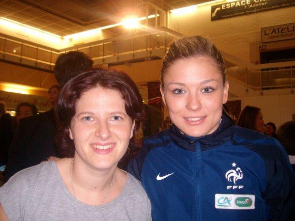 Photo avec Laure Boulleau ( Edf)