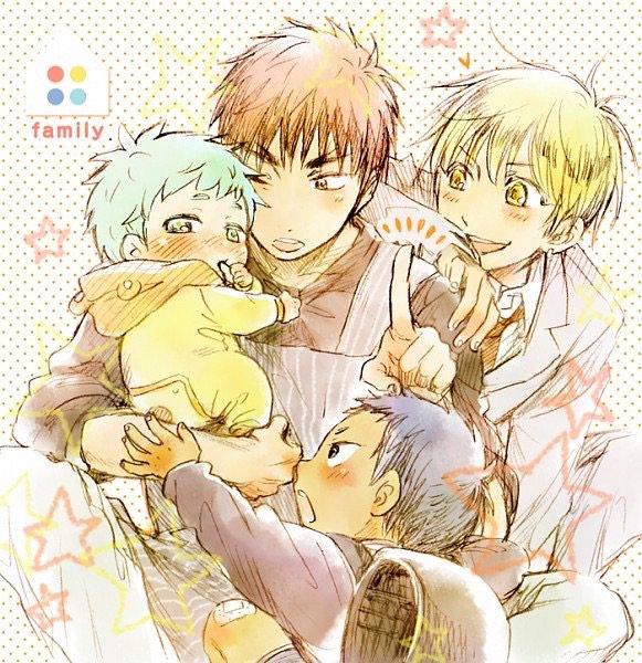 Kagami family's partie 2