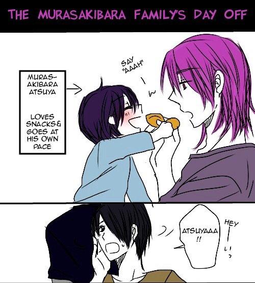 Murasakibara family's