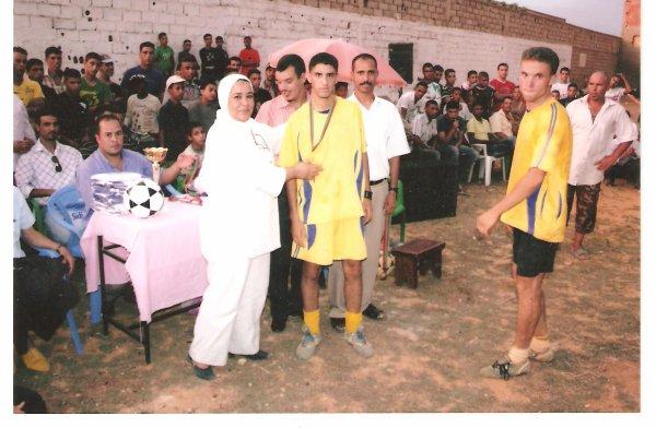 champion du tournoi de ramadan a sidi bouzkri 2010/2011