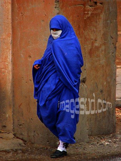 La femme marocaine recherche
