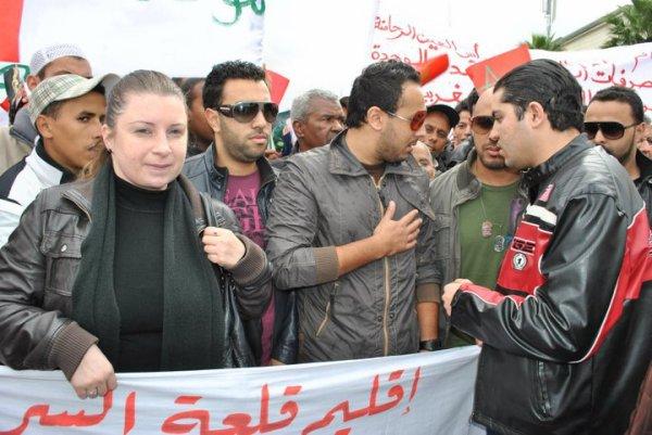 La Marche Pour Le Maroc  { le 28 Novembre 2010 }   3 Millions de Marocains et Marocaines