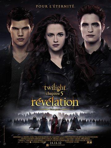Twilight - Chapitre 5 : Révélation 2eme partie