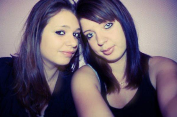 Moi & La soeur!