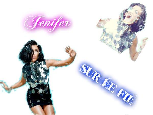Jenifer - Sur le fil - Clip !