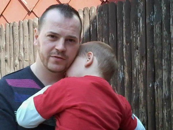 moi et mon fils grégory
