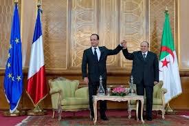 Les relations entre la France et l'Algérie