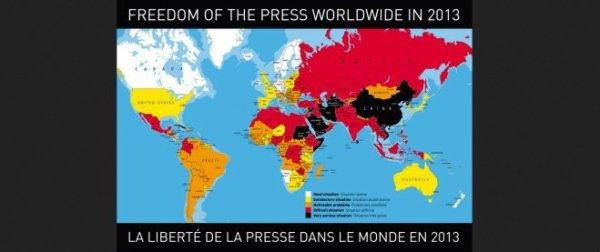 Il n'y a pas de démocratie sans liberté de la presse