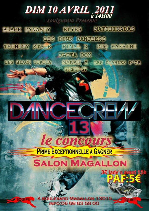 DANCE CREW 13