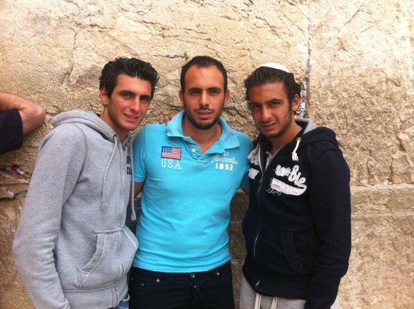 Jérusalem avec mes frère