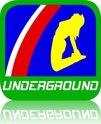 Underground Comoros' Flag